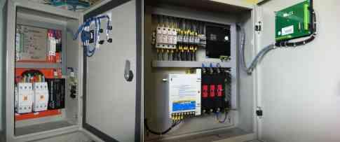 tủ điện tự động chuyển nguồn ATS