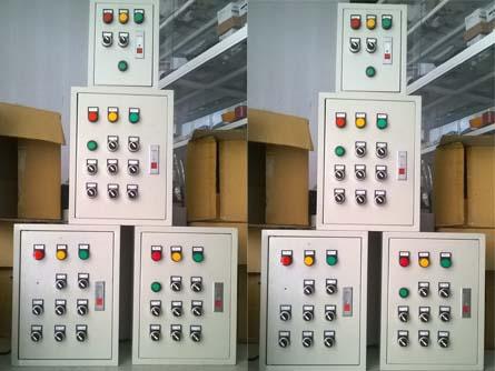 Tủ điều khiển quạt HakyTech